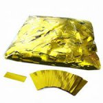 Stage Effects confetti 55 x 17 mm bulkbag 1kg Gold