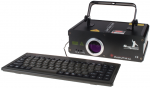 Stage Effects Keyboard Laser 500MW RGB