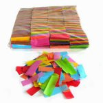 Stage Effects confetti 55 x 17 mm bulkbag 1kg Color Mix