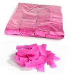 Stage Effects confetti 55 x 17 mm bulkbag 1kg Pink